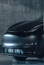 テスラ 新型SUV モデルY さらにチラ見せ😄