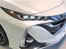 トヨタ・プリウスPHVのガラスコーティング【リボルト佐賀】
