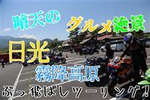 【Motovlog】ACE COMBAT ZERO風味 渋滞&迷惑運転の日光ツーリング・・・