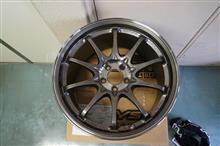 今日のホイール RAYS Volk Racing CE28SL(レイズ ボルクレーシング CE28SL) -トヨタ 86用-