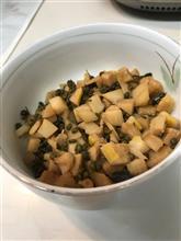 山椒料理の新作
