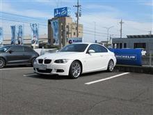 TEXAエアコンクリーニング BMW E92 320 エアコンガスチャージ