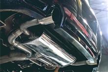 HPA MK4 R32  88mm Cat Back Exhaust