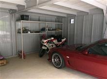ガレージの話 その10