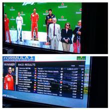 F1カナダGP。