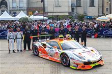 公開車検 @ Le Mans 24h動画【いよいよ合宿生活&レースWEEKスタート】