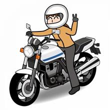 バイク 自賠責保険加入 と ナンバープレート交付