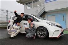 筑波サーキット2時間耐久レースTC-2に初参戦!!