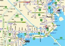 首都高速神奈川6号川崎線から首都高速神奈川1号横羽線へ