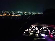 夜のドライブとキラキラ.*☆.*