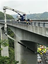 日本の高速道路を守る為に頑張ってます👍
