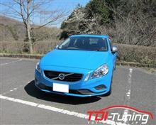【S60 T6 CBA-FB6304T TDI Tuningガソリン車用サブコン】インプレ頂きました!!