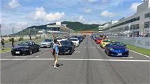 2018年7月14日(土) オートポリス オープンカー・スポーツカーパレードラン