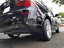 BMW:X3(F25)にOP19インチ純正です! FIT都筑店です(*'▽')