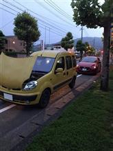 カングー受難(^-^;)