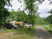 2018.6 秩父巴川オートキャンプ場① ~羊山公園 ~