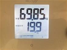 70kgをわる