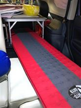 長期車中泊準備