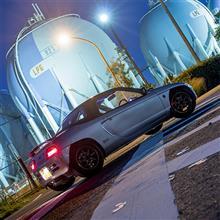 【写真】【ビート】【FD2 Type R】ハジメテの夜撮り