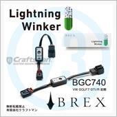 Lightning Wink ...