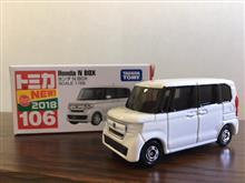TOMICA No.106 「Honda N BOX」