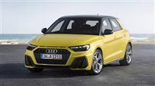 新型 Audi A1とSUZUKI ジムニー発表