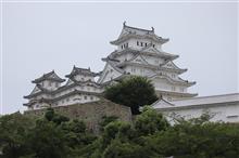 姫路城を観に(^^)/