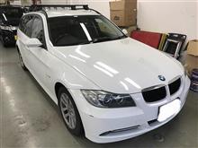 BMW フロントガラス交換