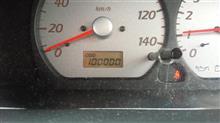 100,000km走行