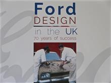 UKのフォード愛を感じる洋書・・Ford Design in the UK