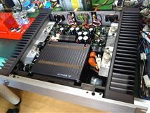 TA-N86。ステレオパワーアンプ。