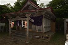 恵美須神社 お祭り(小樽市祝津)