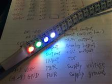 arduino neopixel contorol test