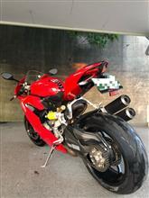 1299パニガーレというバイク