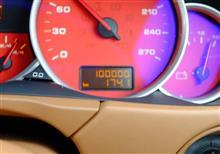 祝10万キロ ~ カイエンGTS(957)
