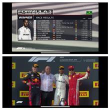 F1は、3強。