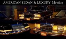 ミーティングのご案内 American Sedan & Luxury′ Meeting Vol.2