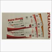 Enjoy HONDA 20 ...