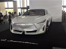日産自動車の株主総会での展示車両 その2