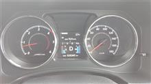 燃費表示更新!