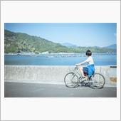 九島サイクリング。