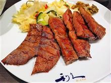 FDAで行く仙台遠征2日目 牛たん定食