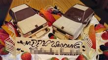 セリカXXウェディングケーキ