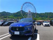 Maseratiと箱根の旅