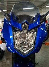 大型バイク選び からの XJ6納車