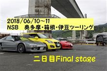 NSB 奥多摩・箱根・伊豆ツーリング動画ファイナル!