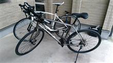 自転車乗り換え