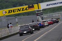 岡山国際サーキット REVSPEED走行会 は、ウエットからの(^^)