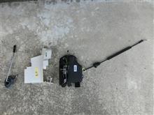 ドアロックアクチュエーター修理