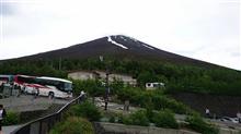明日は、富士山山開きに・・・